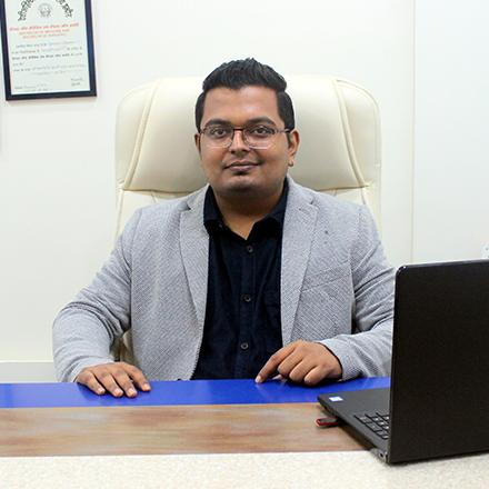 Dr. Shreyansh Talesra